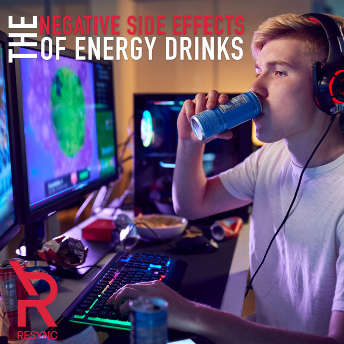 The Negative Side Effects of Energy Drinks