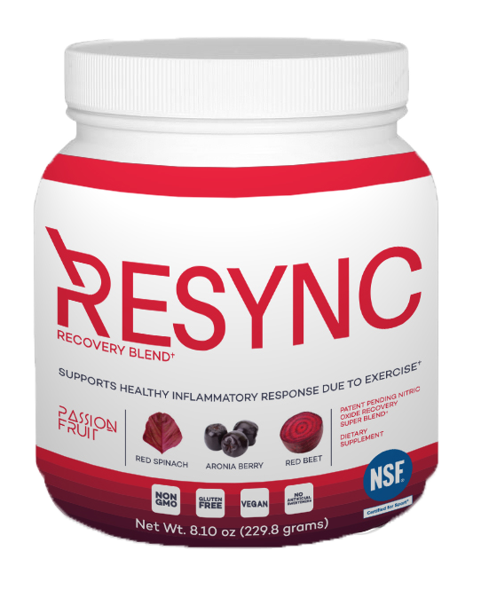 Resync Recovery Blend Tub