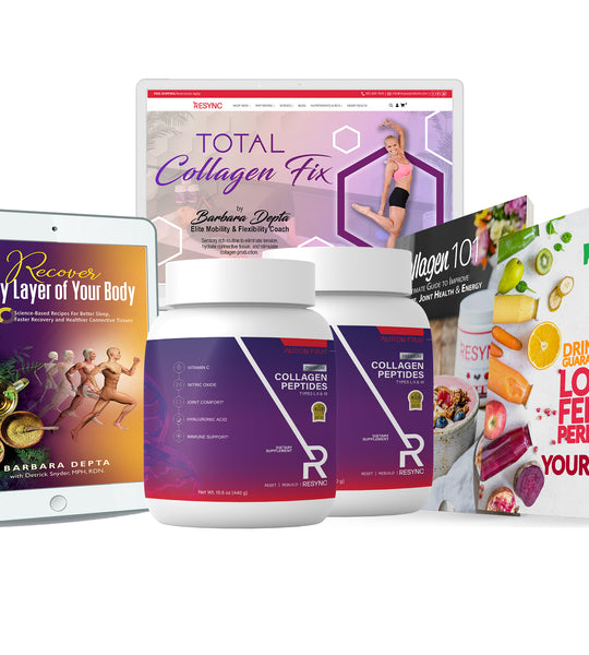 Total Collagen Fix Bundle with Nutritional Guidance