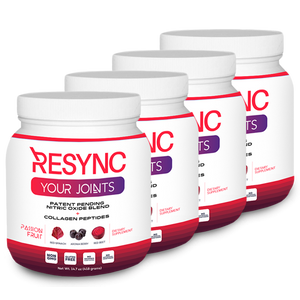 Resync Collagen Blend - 4 Tubs