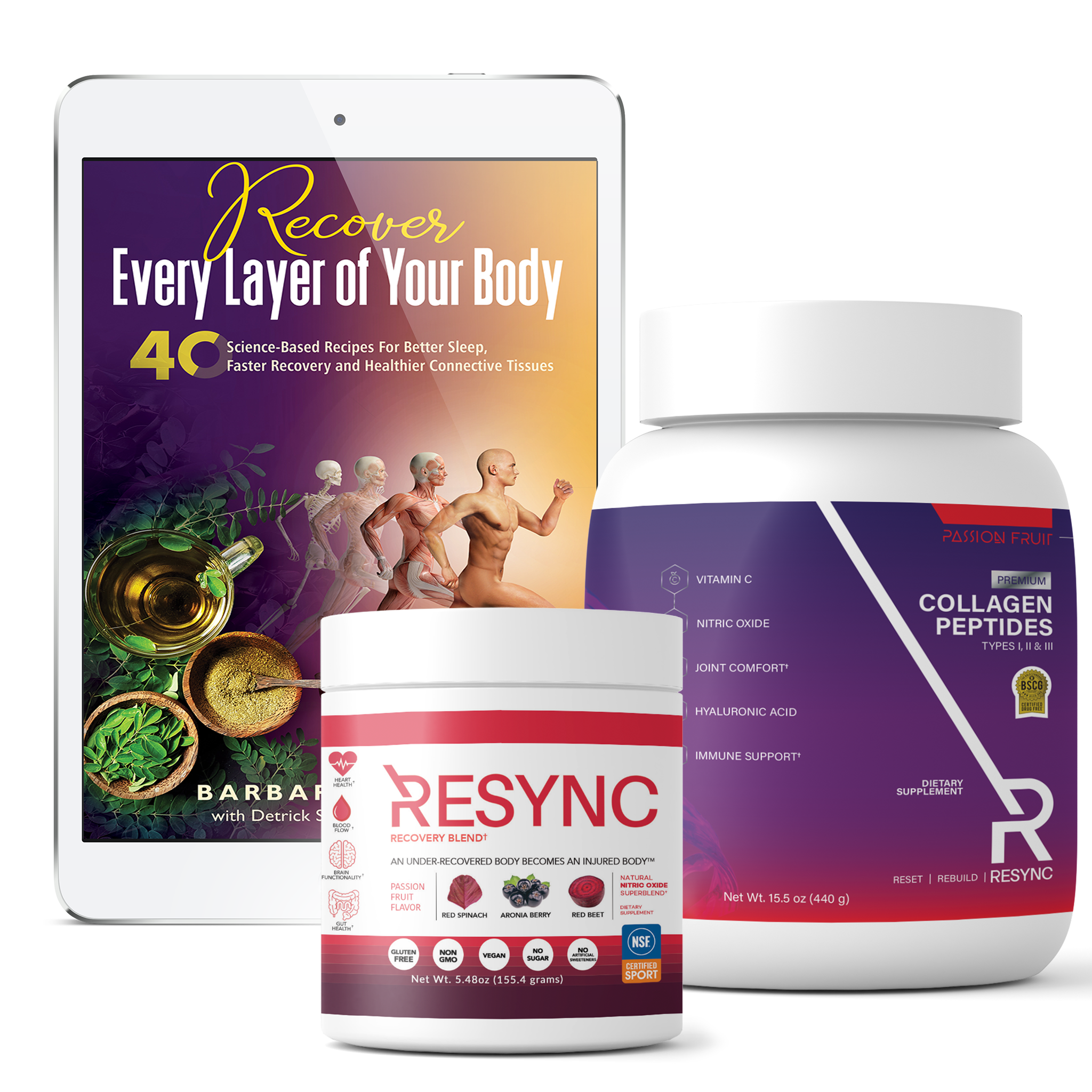 Recovery & Sleep Bundle