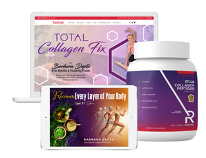 Collagen Peptides Tub with Free Gift