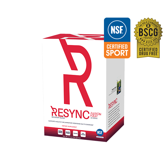 Resync Recovery Blend (Box) (Proteam - Season Commitment)