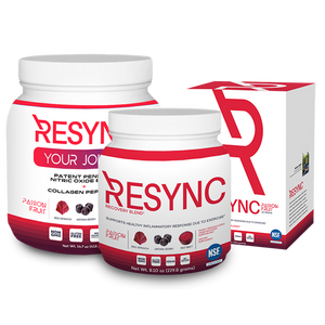 Resync Bundle: Recovery + Collagen