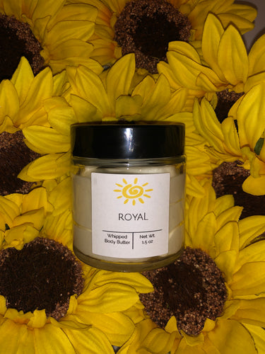 Royal Body Butter