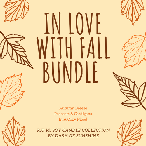In Love with Fall Bundle