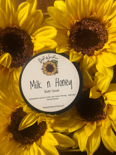 Milk n Honey Bath Soak
