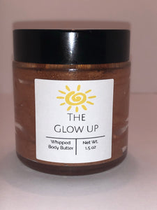 The Glow Up Whipped Body Butter