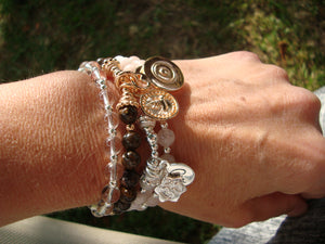 Armband «WEISHEIT» Deluxe