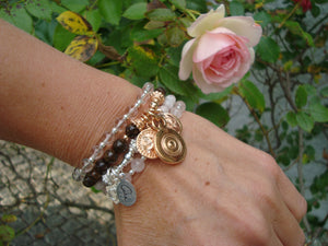 Armband «WEISHEIT» Medium