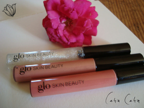 Lip Gloss «Brillant» von Glo Minerals