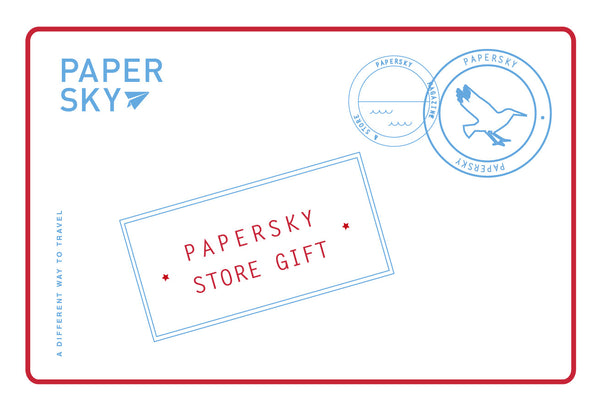 Papersky Store Gift Card - PAPERSKY STORE  - 1