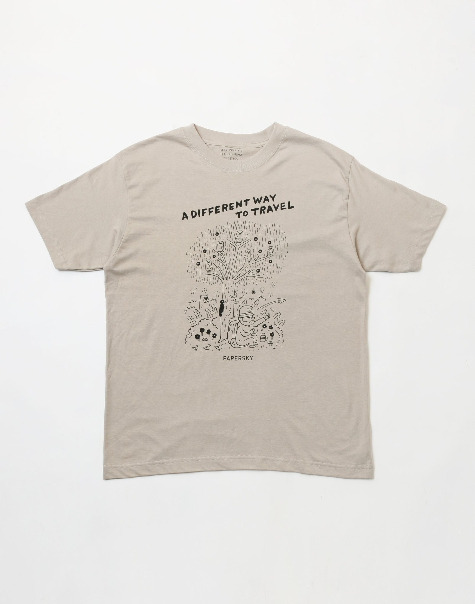 papersky t-shirt
