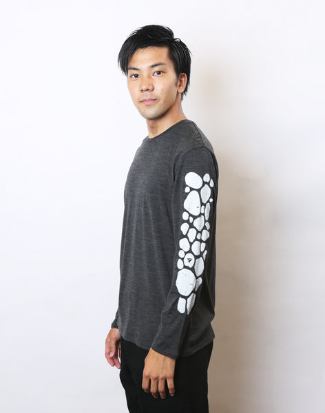 merino wool long sleeve T-shirt