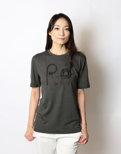 [sn]super.natutal × PAPERSKYのコラボTシャツ