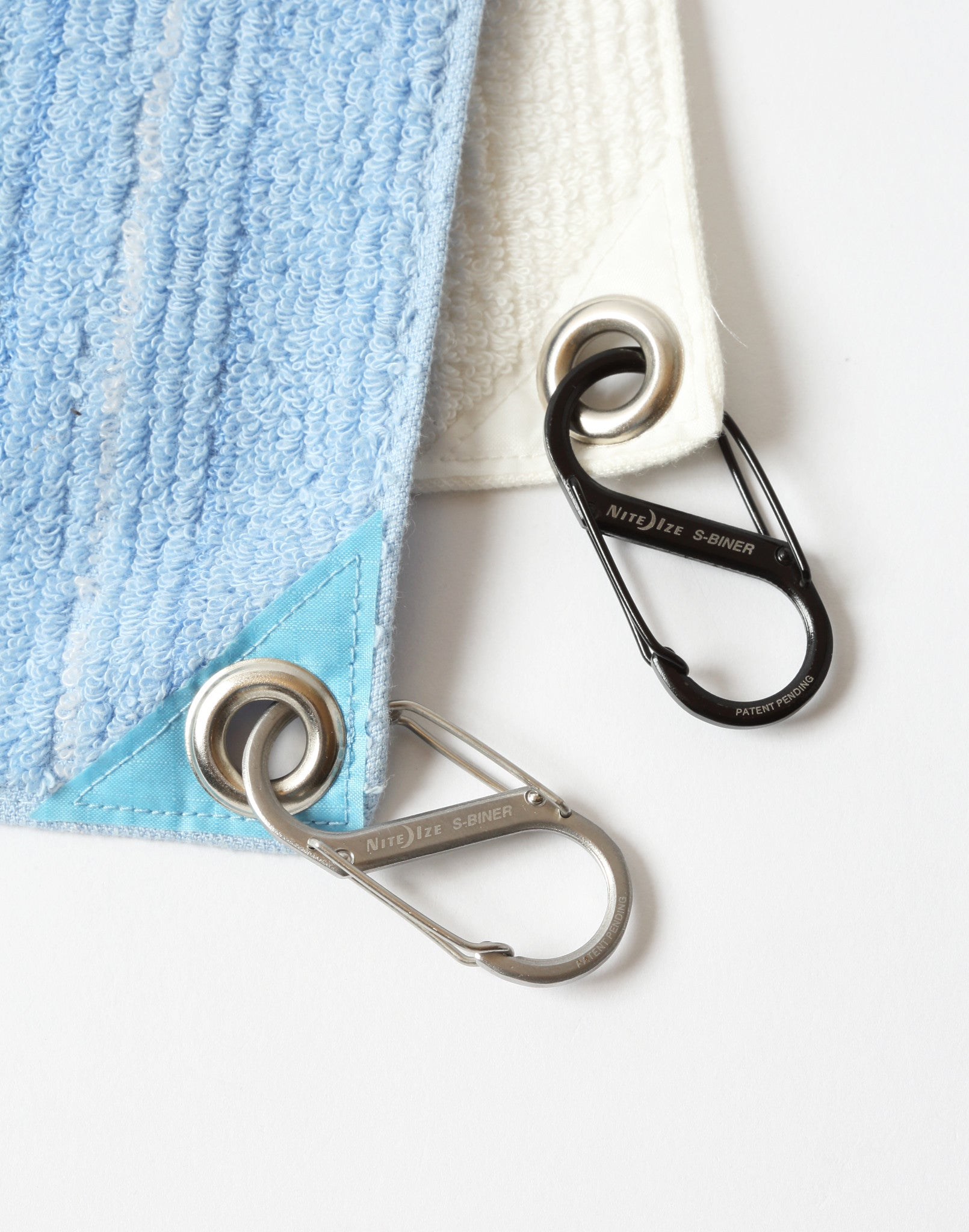 Hiker's Towel with  Carabiner
