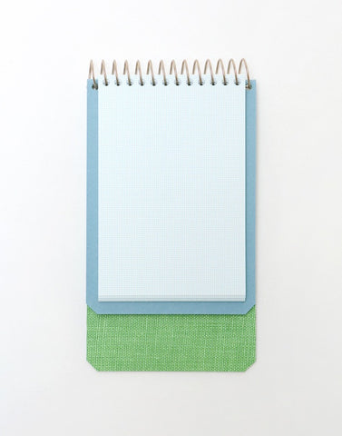 POSTALCO | Notebook Apple Green - PAPERSKY STORE  - 1