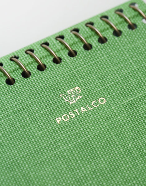 POSTALCO | Notebook Apple Green - PAPERSKY STORE  - 4