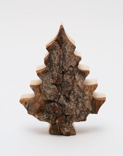 木のオブジェ | Tree Decoration made from tree - PAPERSKY STORE  - 1