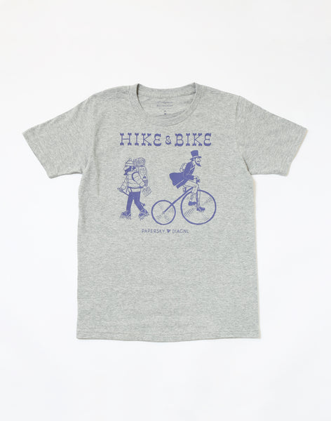 HIKE & BIKE T-Shirts
