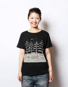 old japanese highway t-shirt