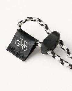 bicycle icon, black strap