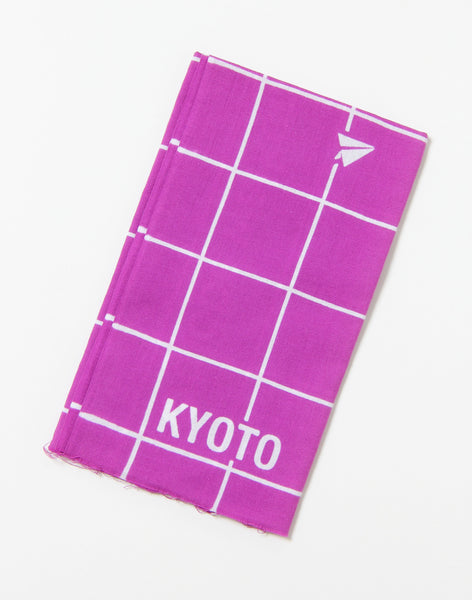 【Kyoto】手ぬぐい | Traveler's Towel - PAPERSKY STORE  - 1