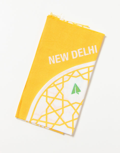 【New Delhi】手ぬぐい | Traveler's Towel - PAPERSKY STORE  - 1