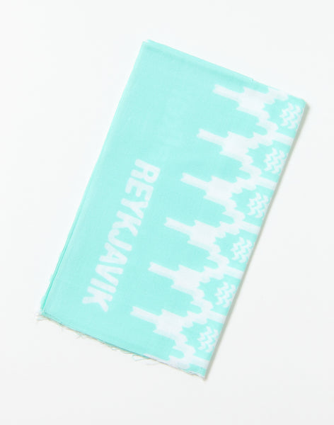 【Reykjavik】手ぬぐい | Traveler's Towel - PAPERSKY STORE  - 1