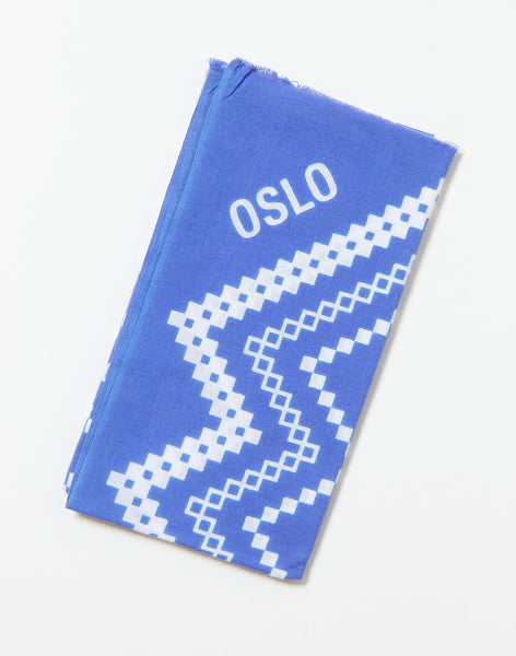 【Oslo】手ぬぐい | Traveler's Towel - PAPERSKY STORE  - 1