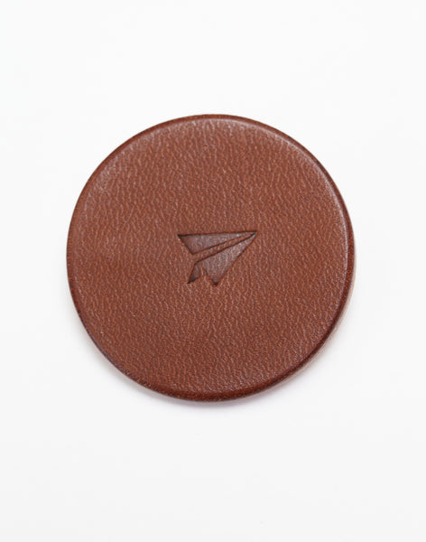レザーバッヂ | 'smooth flying' badge - PAPERSKY STORE  - 2