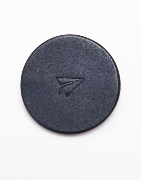 レザーバッヂ | 'smooth flying' badge - PAPERSKY STORE  - 4