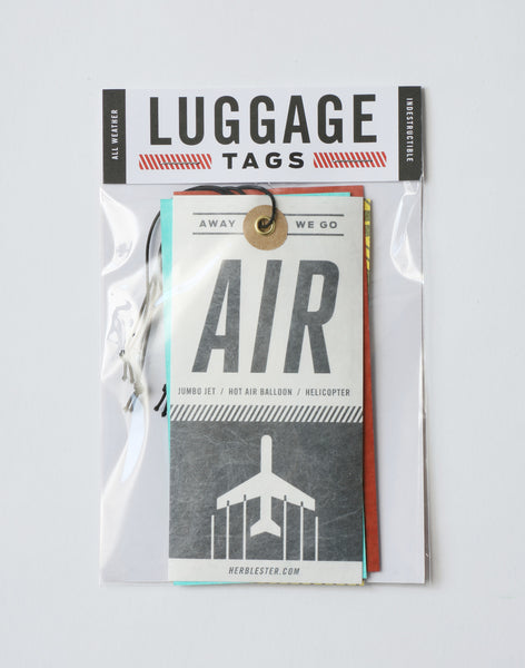ラゲッジ・タグ | Luggage Tags - PAPERSKY STORE  - 2