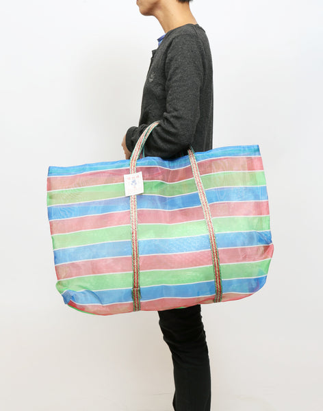 網バッグ | Fisherman Net Bag - PAPERSKY STORE  - 2