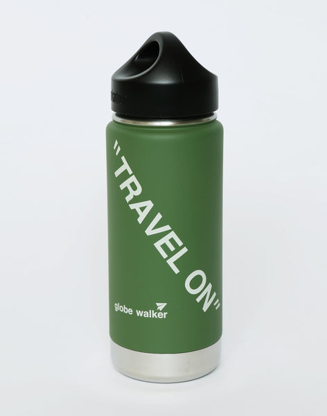 Travel On! | Klean Kanteen Bottle - PAPERSKY STORE  - 1