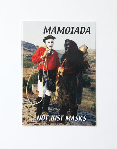 マモイアーダの本 | Mamoiada . . . Not Just Masks - PAPERSKY STORE  - 1