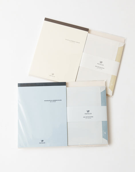 POSTALCO レターセット | LETTER PAD & ENVELOPE - PAPERSKY STORE  - 1