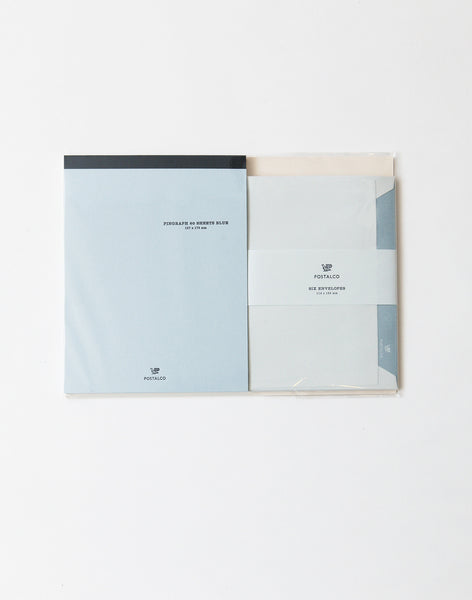 POSTALCO レターセット | LETTER PAD & ENVELOPE - PAPERSKY STORE  - 2