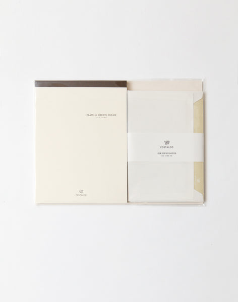 POSTALCO レターセット | LETTER PAD & ENVELOPE - PAPERSKY STORE  - 3
