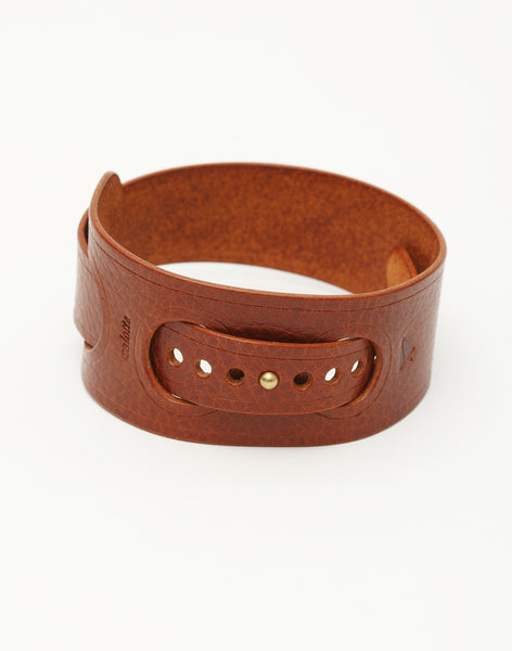 Cycling Strap, leather