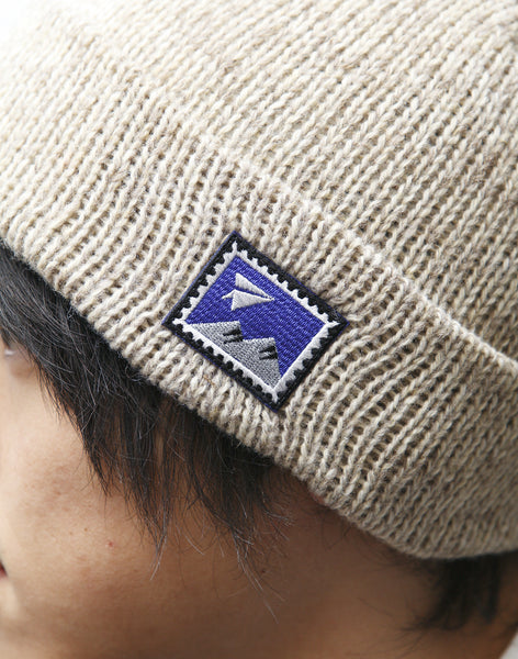 "ニットキャップ | Watch Cap ""World Post"" Ed. - PAPERSKY STORE  - 3"