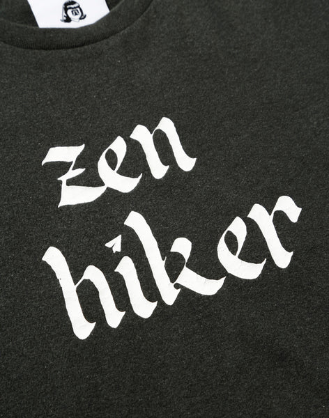 mountain chants zen hiker