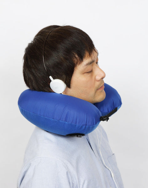 ネックピロー | Exhale Neck Pillow - PAPERSKY STORE  - 11