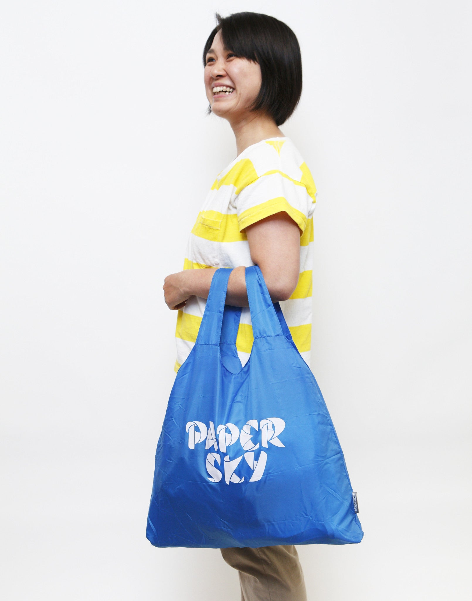 チコバッグ | Eco Travel Bag - PAPERSKY STORE  - 3