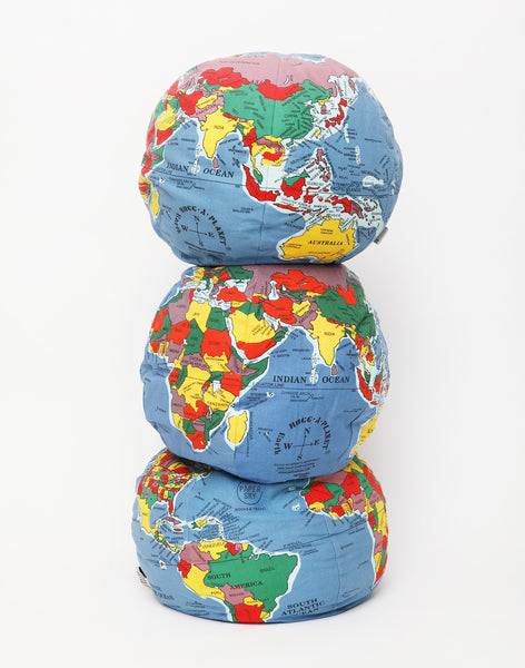 地球儀クッション | Cushion Globe - PAPERSKY STORE  - 3