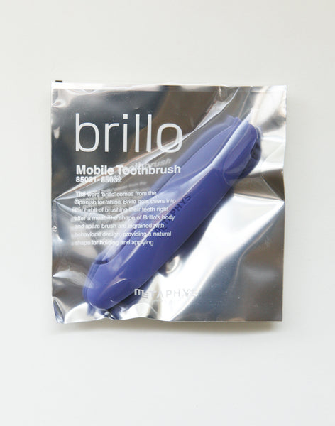 "携帯歯ブラシ | Tooth Brush ""BRILLO"" - PAPERSKY STORE  - 4"