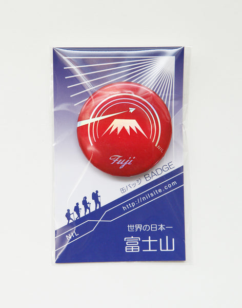 NILバッヂ | Mt. Fuji Badge - PAPERSKY STORE  - 6