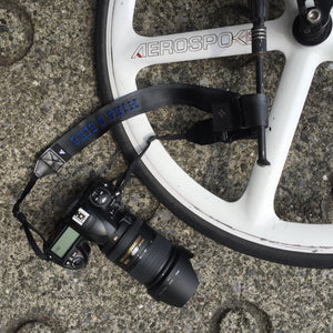 camera strap for cyclists