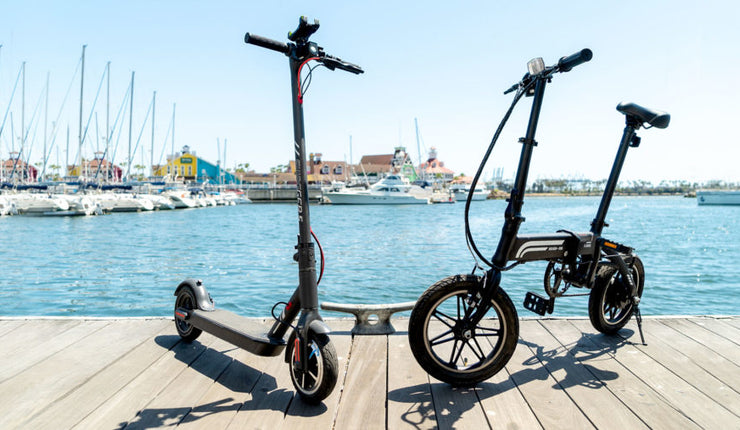 Buy Like A Pro: Electric Scooter and E-Bike Buyers Guide For Champions