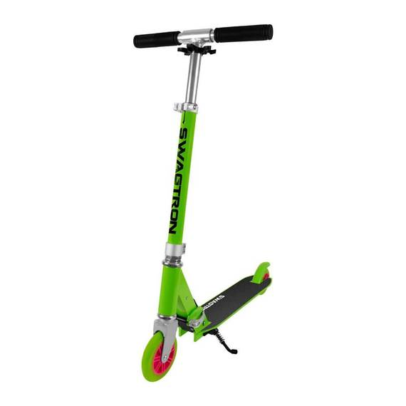 SWAGTRON K1 Kick Scooter for Kids and Teenagers for all Heights